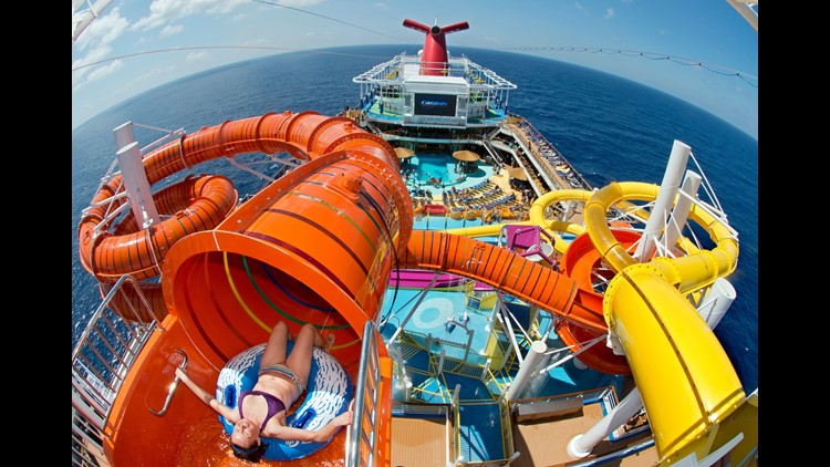 Which cruise ships have the best pool decks? In its latest Cruise Ship Tour, USA TODAY looks at more than half a dozen vessels with over-the-top deck-top fun zones.