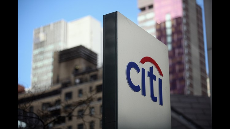 US Bank Citigroup Reports Growth In First Quarter Profit