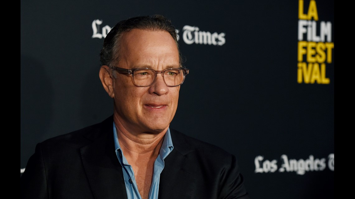Tom Hanks Would Like You To Know He S Not In Greece Thank You Very Much Kcentv Com