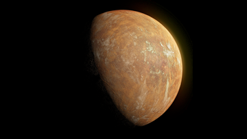 'Super Earth' discovered in orbit around a nearby star