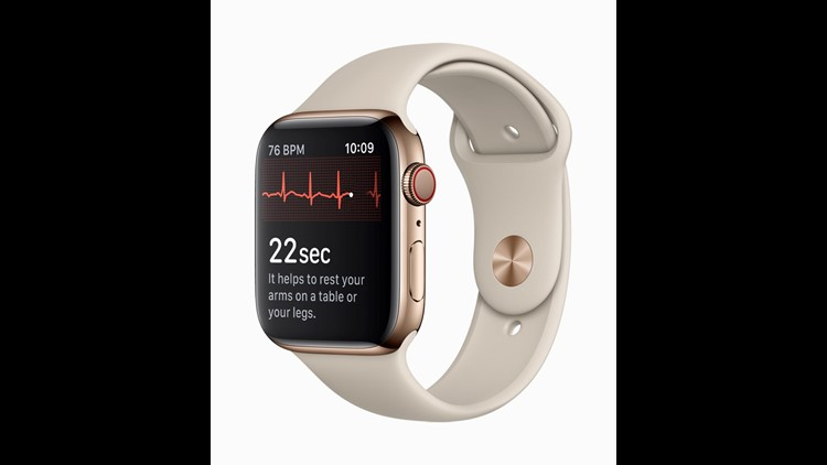 With the new Apple Watch Series 4 and other initiatives, Apple is making a major push into health care.
