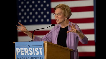 Elizabeth Warren explores 2020 White House bid