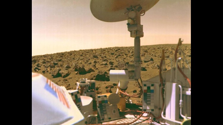 NASA's Viking landers, sent to Mars in 1976, could have burned the organic molecules they were sent to find by mistake.