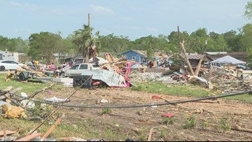 Governor Abbott declares state of disaster for Brazos Valley counties impacted by weekend storms