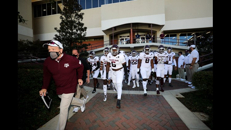 #17 Texas A&M dominates South Carolina