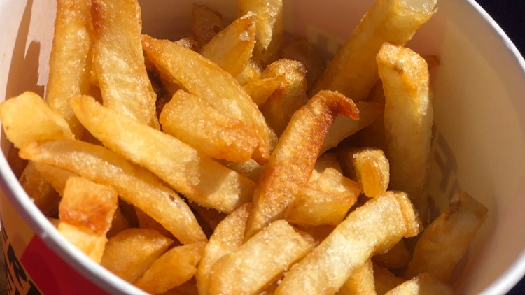 It's National French Fry Day and here are 3 places you can go to get your fix🍟