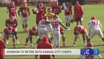 Former Waco High athlete Derrick Johnson to retire with Kansas City Chiefs