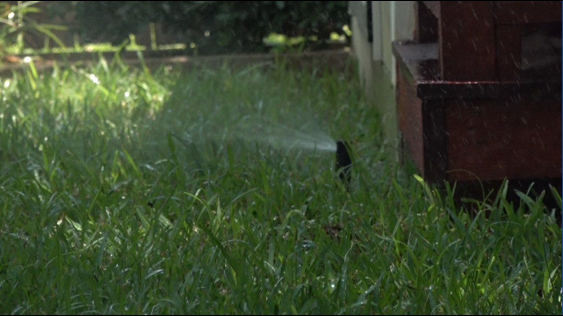 Temple contractor claims nothing wrong with large bill for sprinkler  repair, gives refund