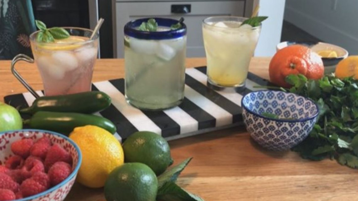 Your Best Life | Summer mocktails for your Independence Day cookout