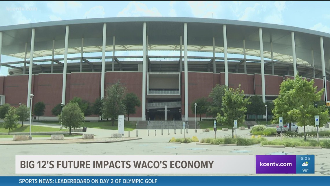 Leaving the Big 12: How this will affect Waco