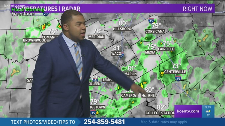 From UFOs to upper lows   Your Central Texas forecast this Friday