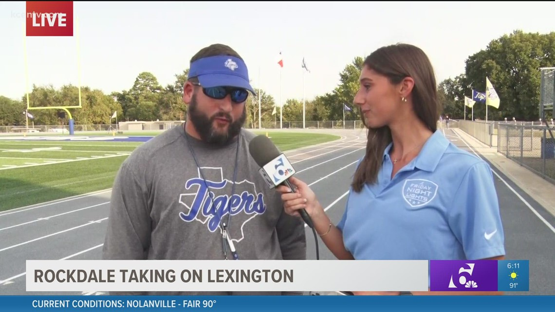 FNL preview: Rockdale vs. Lexington