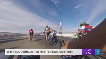 Fort Hood veterans ride in 300 mile challenge