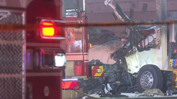 Semi-trailer driver who died in fiery crash at Waco CEFCO identified