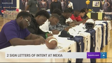 National Signing Day 2019: La Vega, Mexia and Shoemaker high schools