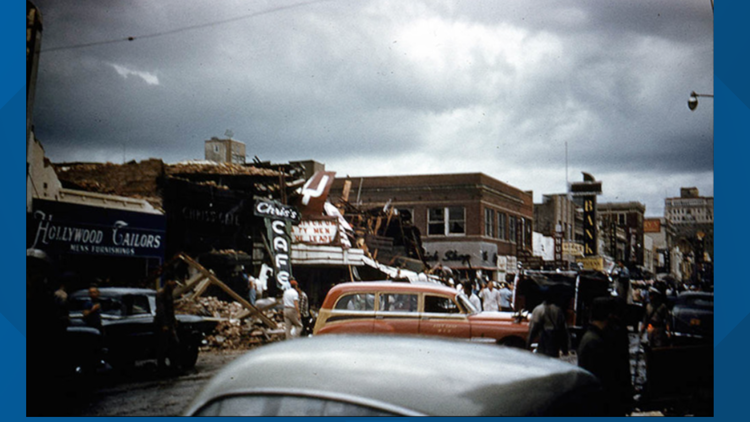 'Monster of the Skies' | Native American legend made Wacoans believe the city was tornado-proof in 1953