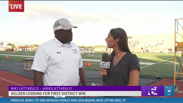 Live at Leo: Interview with Killeen Head Football Coach Neil Searcy