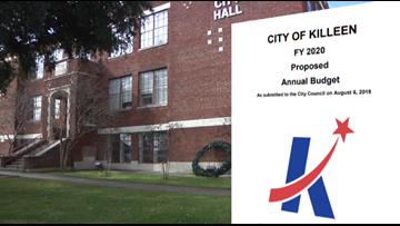 Breaking down Killeen's new city budget. Where's the money going?