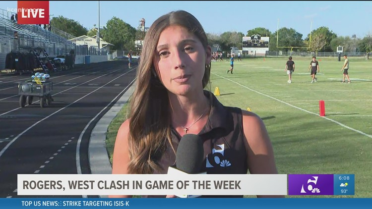 Game of the Week: Preview of clash between Rogers, West