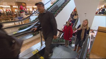 Black Friday frenzy picking up steam