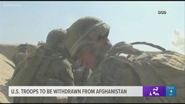MM: Afghan Troop Withdrawal