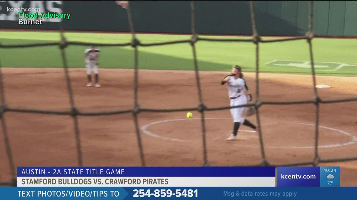 Crawford Lady Pirates loses state championship game