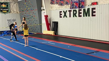 """""""There is absolutely no touching"""" 
