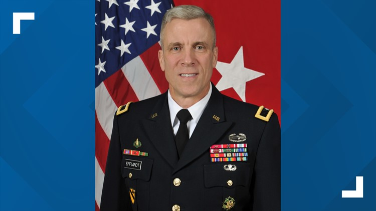 Former Fort Hood deputy commander gets new assignment in San Antonio