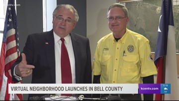 Virtual Neighborhood Watch launches in Bell County