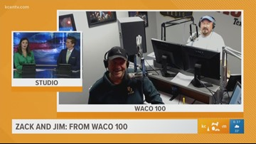 Zack & Jim from Waco 100: Here's how you could win cold, hard cash!