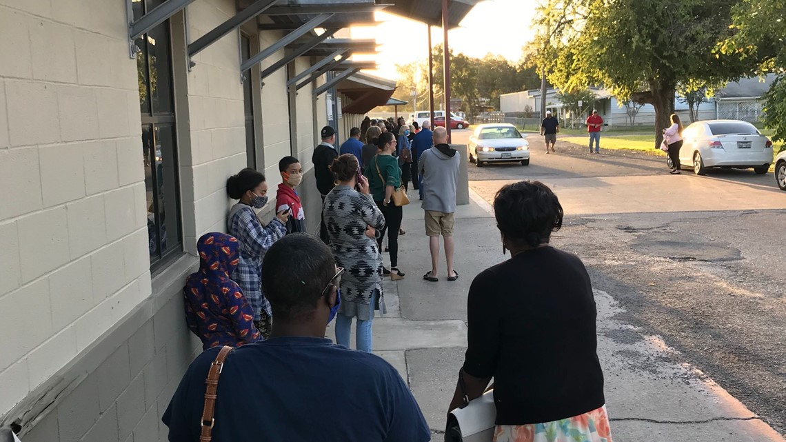 Two voting advocacy groups weigh in on Texas voting bill