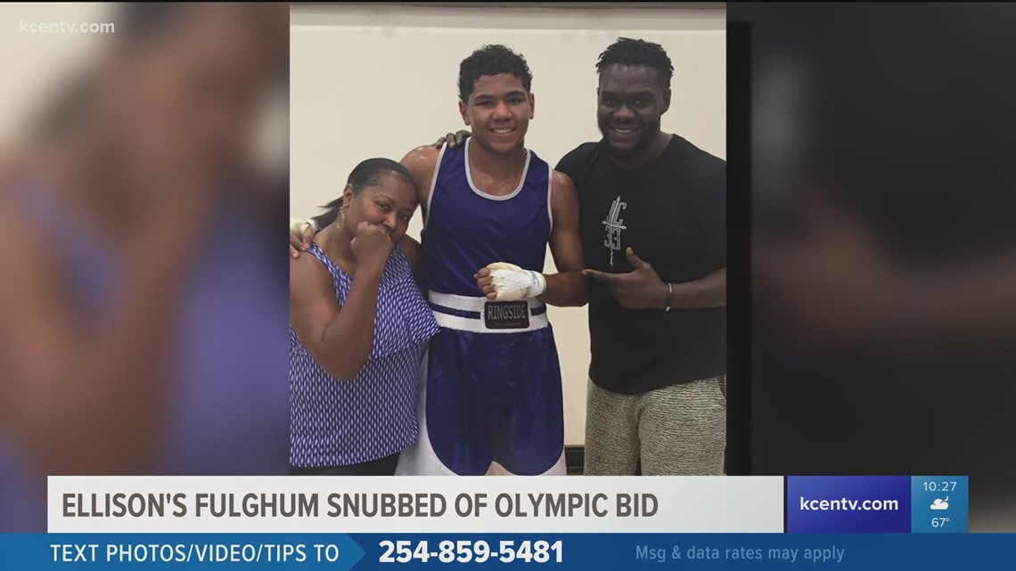Fulghum snubbed from Tokyo Olympics
