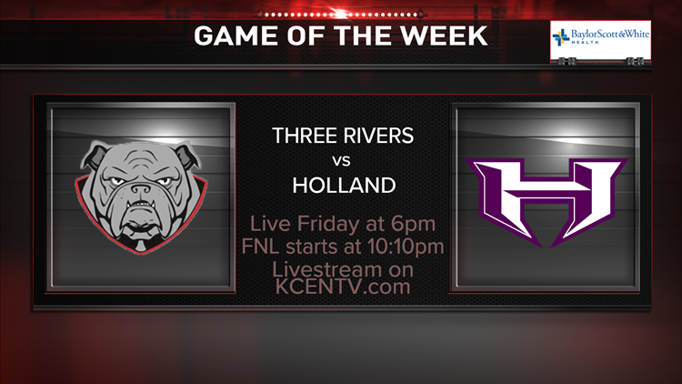Game of the Week Area Round
