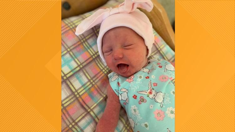 Baby Kataleyn, Baby Elizabeth, Baby Ja'Nia and Baby Morgan