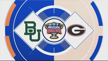 Baylor looks to exploit Georgia defense in Sugar Bowl