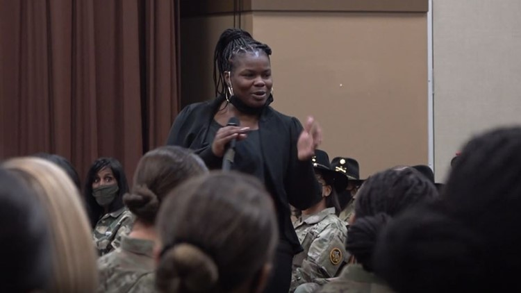 Sisters in Arms event inspires soldiers on Fort Hood
