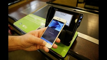 Is mobile pay safer than using your credit card? | Verify