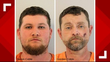 Billie Wayne Coble executed, family members arrested after