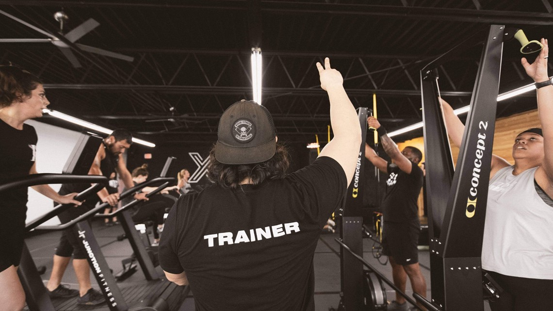 Your Best Life | Trying out the new X4 class at Junction Fitness