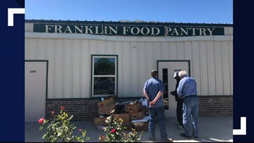 Family of Faith Worship Center looking for volunteers to help Franklin recover post-tornado