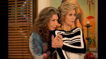 New seasons of 'Grace & Frankie,' plus 'The Punisher,' hit Netflix
