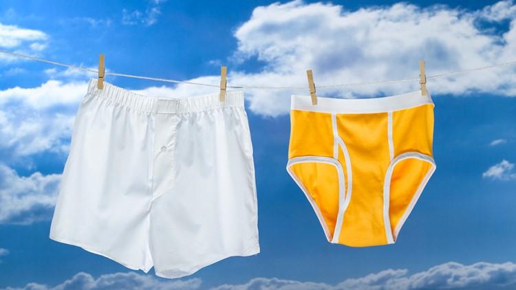 Dirty little secret: Half of Americans don't change underwear every day