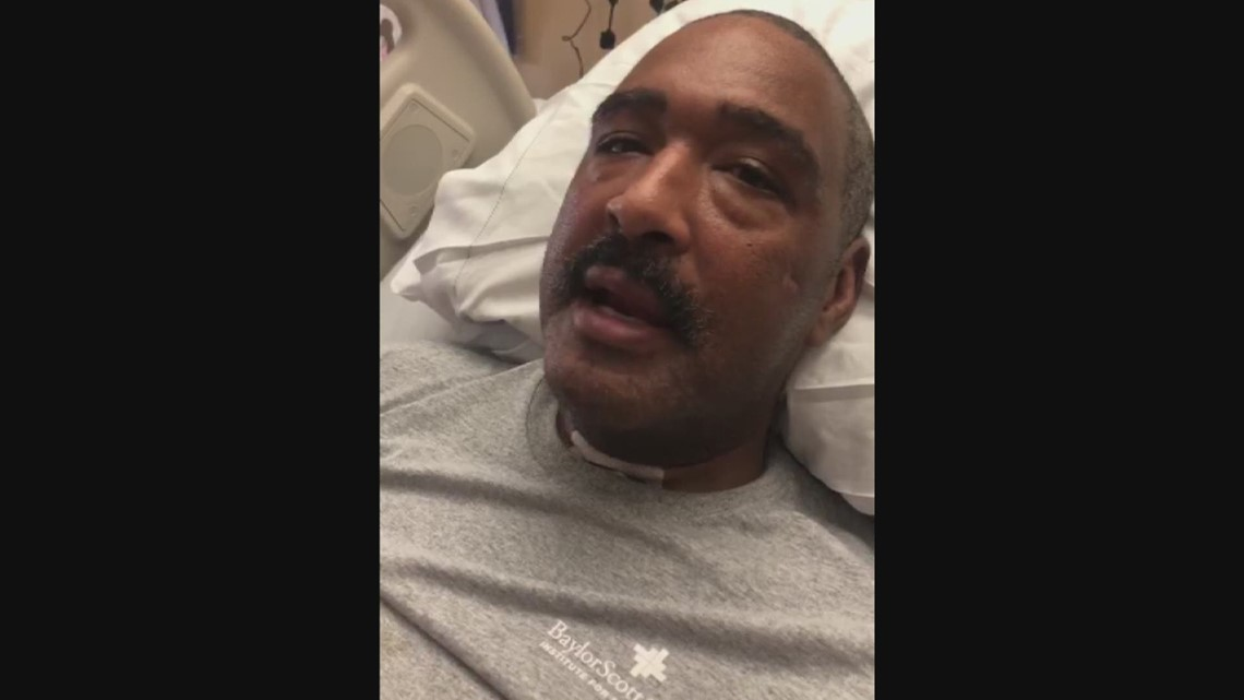 In his words | Ernest Wilkerson and the fight for his life