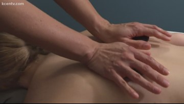 Your Best Life: Relaxing with hot stone massage