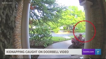 Fort Worth kidnapping caught on doorbell video, local police give advice