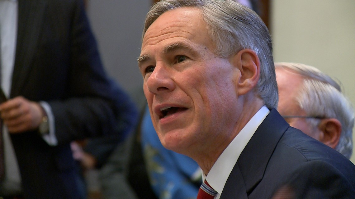 Gov. Greg Abbott signs law banning Texas businesses from requiring vaccine information