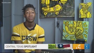 Central Texas Spotlight: Baylor student rapper, writer, entrepreneur doing it all