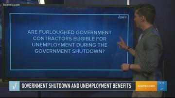 Verify: Government shutdown and unemployment benefits
