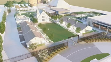 Silos to expand with new shops, church and wiffle ball field
