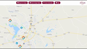 """""""Transmission line issue"""" caused around 7,500 customers to lose power in Waco area, Oncor says"""